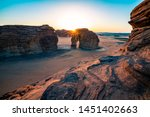 Extraordinary rock formation where it and the surrounding area constitute a place of extraordinary natural heritage.