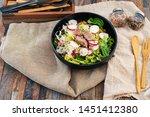 tuna fume of rice cook radish... | Shutterstock . vector #1451412380
