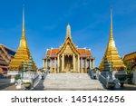 Wat Phra Kaew Or Emerald Buddh...