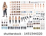 photographer or photo... | Shutterstock .eps vector #1451544320