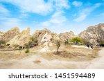 cappadocia  nevsehir  turkey ... | Shutterstock . vector #1451594489