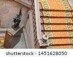 barcelona  spain june 20 2019 ... | Shutterstock . vector #1451628050
