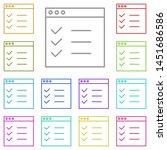checklist  checkmark multi...