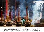 ho chi minh city  vietnam  ... | Shutterstock . vector #1451709629