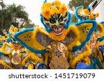 Carnival La Vega Dominica...