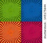 abstract backgrounds   vector | Shutterstock .eps vector #145175644
