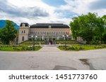 bad ischl  austria   july 07... | Shutterstock . vector #1451773760