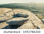 granite rock formations at bald ... | Shutterstock . vector #1451786333