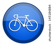 bicycle icon  | Shutterstock . vector #145184884