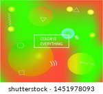 new abstract colourful... | Shutterstock .eps vector #1451978093