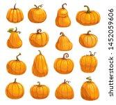 Pumpkin  Squash And Gourd...