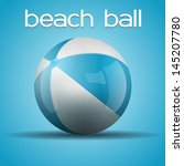 Sweet Beach Ball
