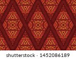 African Ethnic Style Vector...