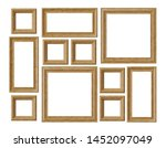 wood blank photo or picture... | Shutterstock . vector #1452097049