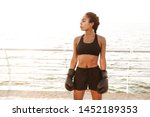 image of healthy pretty woman...   Shutterstock . vector #1452189353