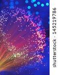 fiber optic light wand close up   Shutterstock . vector #145219786