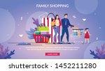 informational poster written... | Shutterstock .eps vector #1452211280