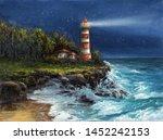 Original Oil Painting Of ...