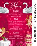 Menu On Wedding Day  Food And...