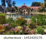 Balboa Park  California   April ...