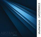 vector background abstract... | Shutterstock .eps vector #1452550013