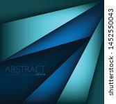 vector background abstract... | Shutterstock .eps vector #1452550043