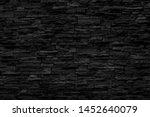 Black Stone Wall Texture ...