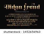 didon vector handdrawn... | Shutterstock .eps vector #1452656963