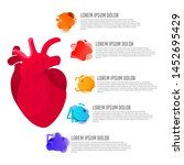 creative medicine concept.... | Shutterstock .eps vector #1452695429