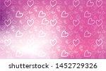 love card vector. illustration... | Shutterstock .eps vector #1452729326