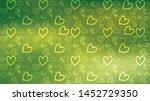 love card vector. illustration... | Shutterstock .eps vector #1452729350
