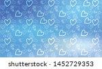 love card vector. illustration... | Shutterstock .eps vector #1452729353
