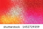 love card vector. illustration... | Shutterstock .eps vector #1452729359