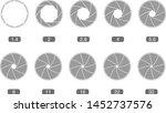 Vector Illustration of a Lens aperture