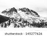 Carson Peak  Sierra Nevada