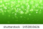 christmas background of complex ... | Shutterstock .eps vector #1452810626