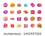 sale banner badge. special... | Shutterstock .eps vector #1452957203