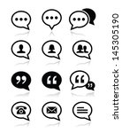 Speech Bubble  Blog  Contact...