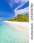 Exotic Island Landscape....