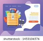 suitcase insurance website...