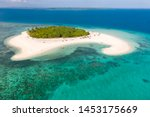 Patawan Island. Small Tropical...