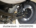 Rear Suspension Of A Modern Ca...