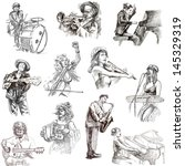 Musicians   Collection Of An...