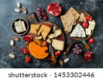 Cheese Variety Board Or Platter ...