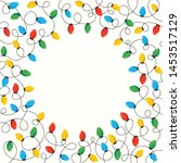 bright colorful holiday... | Shutterstock .eps vector #1453517129