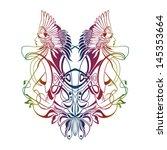 Amazon Symmetric Emblem  Tatto...
