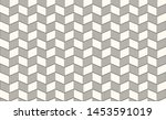 seamless pattern batik ornament ... | Shutterstock .eps vector #1453591019