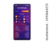 car fuel manager smartphone...