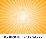 sunlight abstract background.... | Shutterstock .eps vector #1453718816