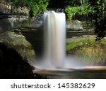 beautiful minnehaha falls in... | Shutterstock . vector #145382629